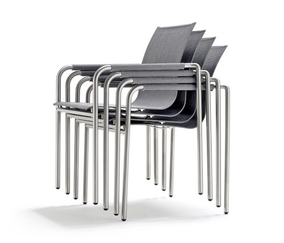 Jardin Stacking Chair di solpuri   Sedie