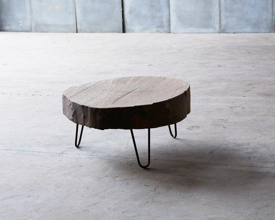 Elm coffee table by Heerenhuis | Lounge tables