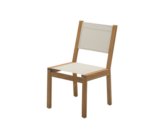 Solana Dining Chair by Gloster Furniture | Garden chairs
