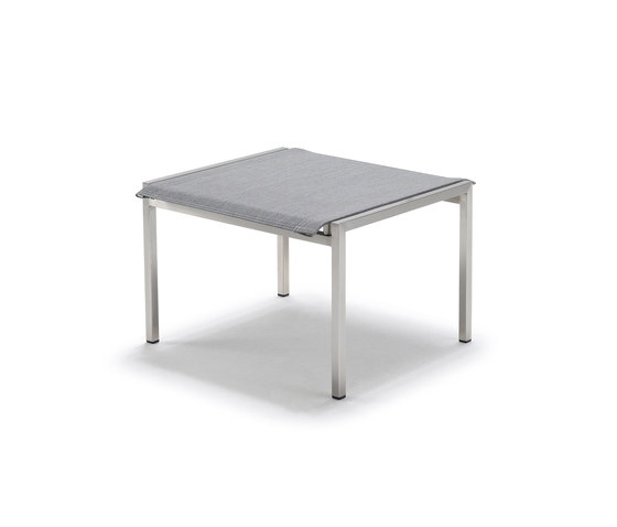 Pure Stainless Steel Footstool by solpuri | Garden stools