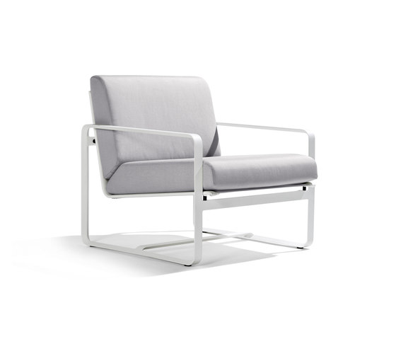 Neutra Sofa by Tribù | Garden armchairs