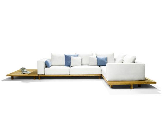 Vis à Vis Sofa by Tribu | Garden sofas