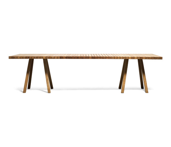 Vis à Vis Dining table by Tribu | Dining tables