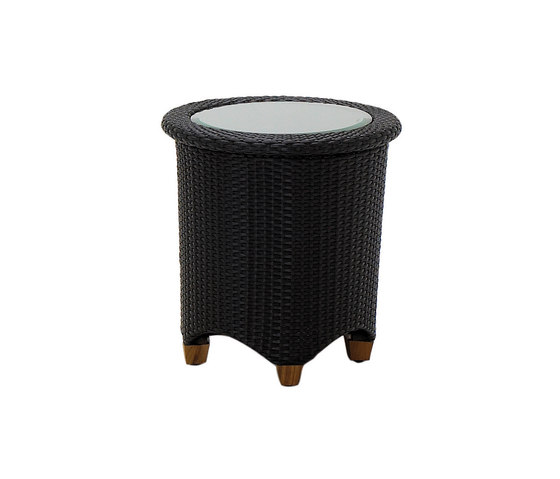 Plantation Round Lamp Table by Gloster Furniture GmbH   Side tables