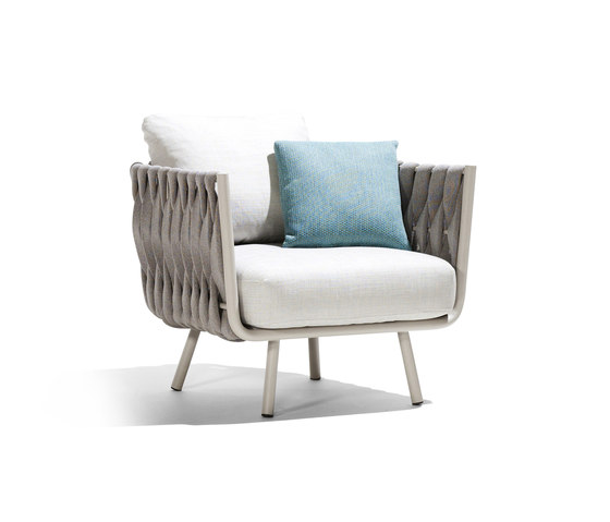 Tosca Clubchair by Tribù | Garden armchairs