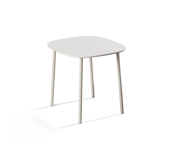 Tosca Side table de Tribù | Mesas auxiliares de jardín