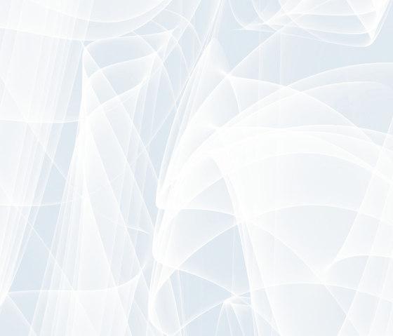 Statisch haftende Transparentfolie Murano von Hornschuch | Folien