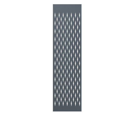 Curtain Grate by HEY-SIGN | Panel glides