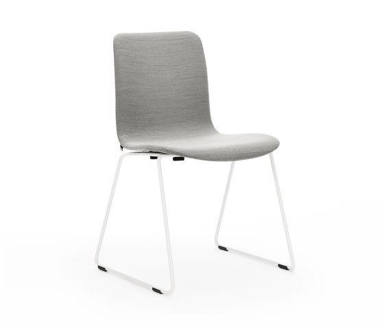 Sola with sled base by Martela | Visitors chairs / Side chairs