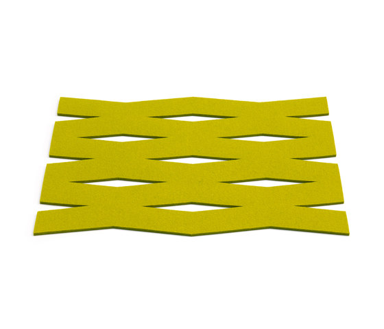 Placemat Grate by HEY-SIGN   Table mats