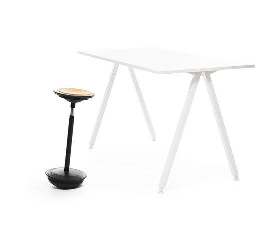 Alku high de Martela Oyj | Tables de cantine