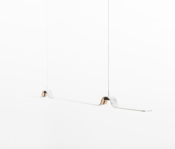 Tape suspension L by Formagenda | General lighting