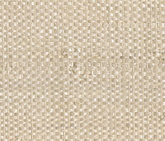 Robinson |Tissage de raphia enduit RM 904 05 by Elitis | Wall coverings / wallpapers