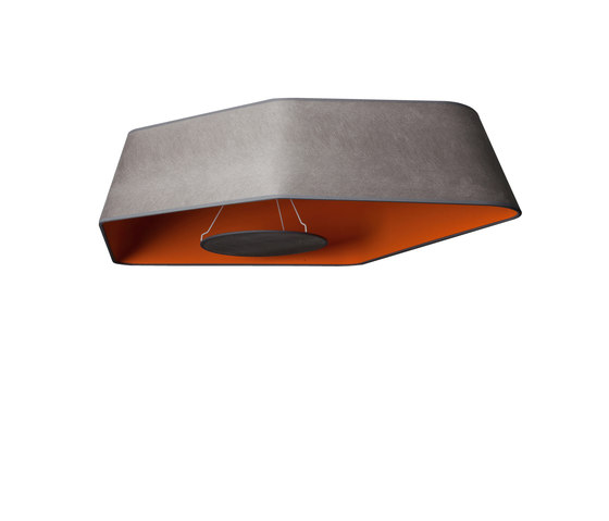Nenuphar Ceiling lamp small by designheure | General lighting
