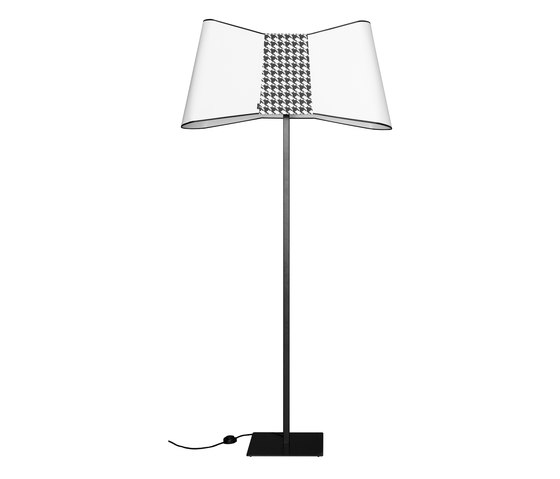 Couture Floor lamp XXL by designheure | General lighting