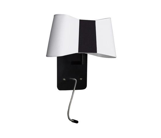 Couture Wall lamp small LED by designheure | General lighting