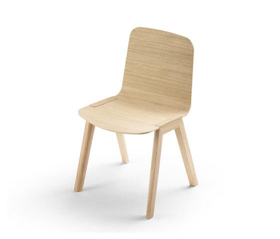 Heldu Chair de Alki | Chaises de restaurant