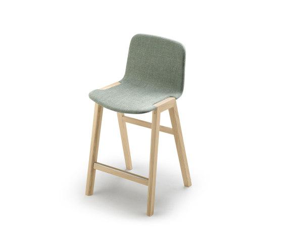 Heldu Barstool low by Alki | Bar stools