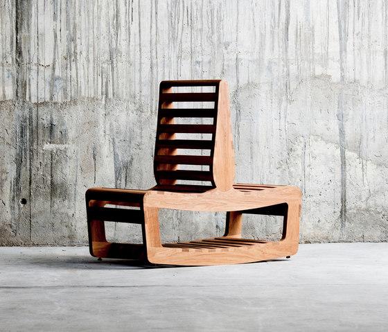 Happy Chair di QoWood | Sedie da giardino