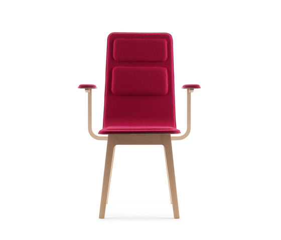 Laia Chair high back by Alki | Chairs