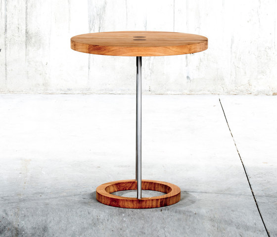 Oos2 Coffee Table de QoWood | Tables d'appoint