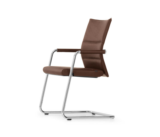 DIAGON Executive cantilever chair de Girsberger | Sièges visiteurs / d'appoint