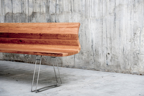 Ses Bench 2 by QoWood | Benches