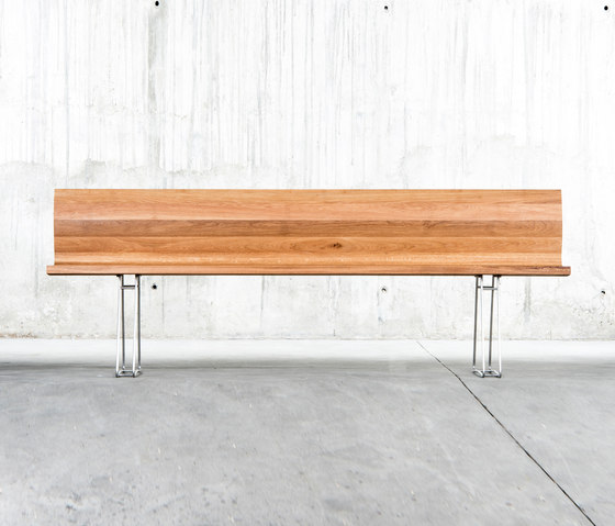 Ses Bench 2 by QoWood | Garden benches