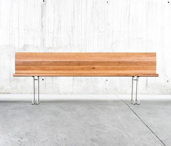 Ses Bench 2 von QoWood | Gartenbänke