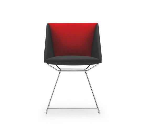 SCHLAUFENSTUHL by Girsberger | Restaurant chairs