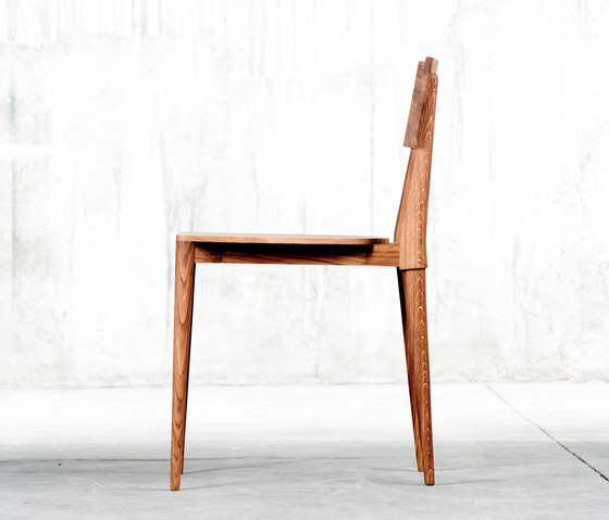Swiss Chair di QoWood | Sedie