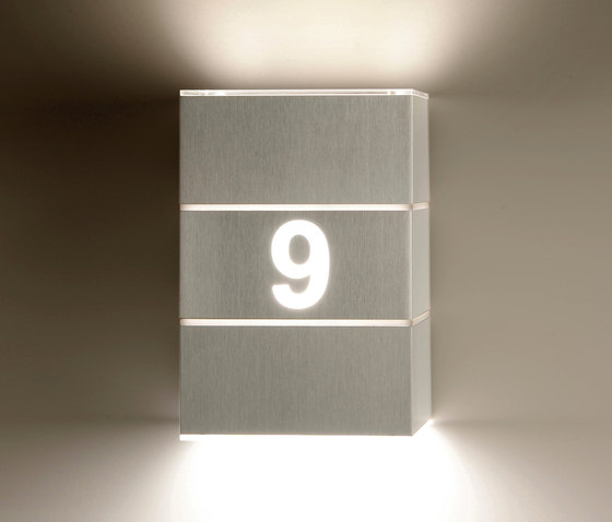 Cubo Mini Numeroso by luce² | General lighting