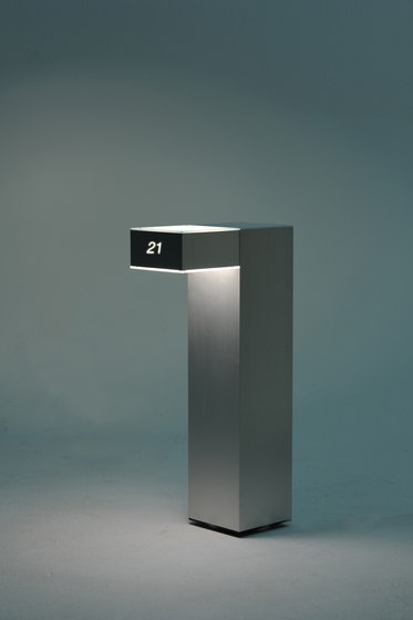 Parco LED – outdoor Numeroso by luce² | Path lights