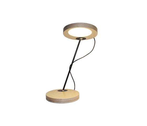 Ele LED Table Lamp di Valoa by Aurora | Lampade postazione di lavoro