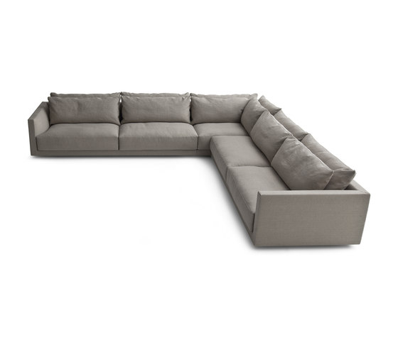Bristol sofa by Poliform | Modular sofa systems