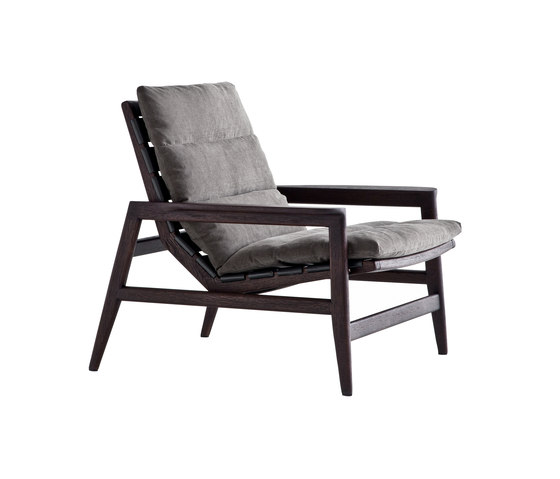 Ipanema armchair by Poliform | Lounge chairs