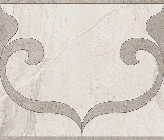 Gotha decors fascia idrogetto  freddo di Ceramiche Supergres | Piastrelle ceramica