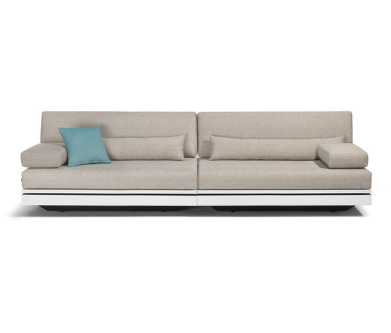 Elements concept 2 seater by Manutti | Garden sofas