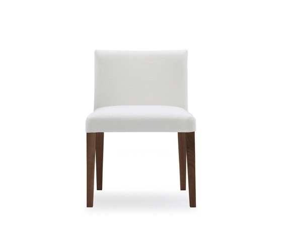 Velvet chair by Poliform | Chairs