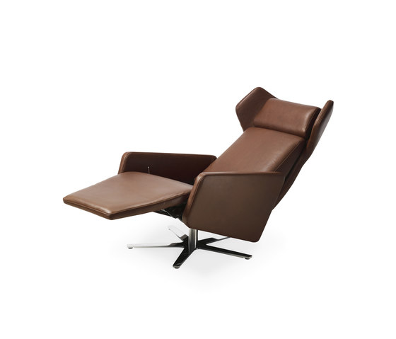 Model 1303 Nano wing chair di Intertime | Poltrone reclinabili