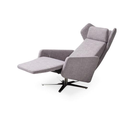 Model 1303 Nano wing chair di Intertime | Poltrone reclinabili