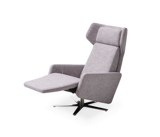 Model 1303 Nano wing chair by Intertime | Recliners