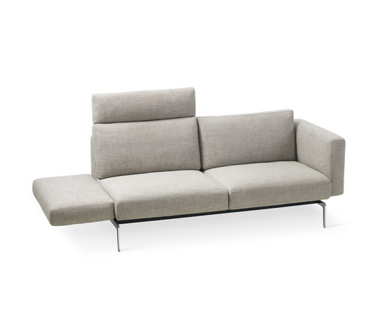 Model 1424 Smart by Intertime | Reclining sofas