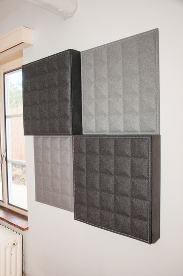 BuzziResoFuser by BuzziSpace | Sound absorbing wall systems