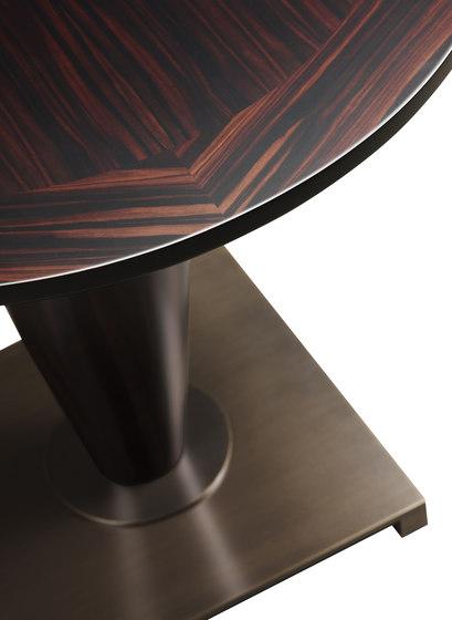 Bassano dining table de Promemoria   Tables d'appoint