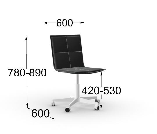 Lab Z Chair di Inno   Sedie