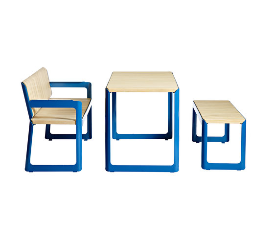 Air by Vestre | Tables and benches