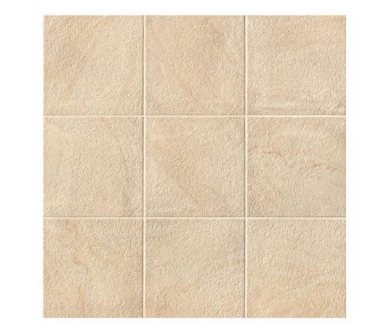 Stonetrack By Ceramiche Supergres Beige Ivory Silver