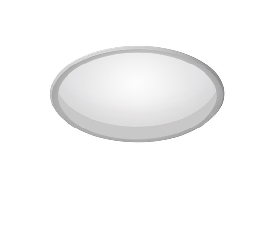 Trybeca 300 round with bezel by Reggiani | General lighting