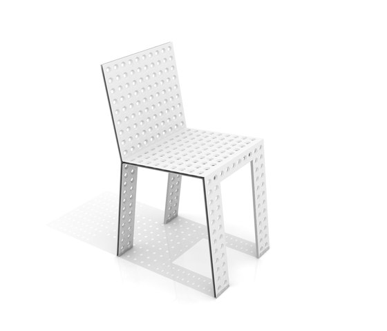 3+ Chair by Zieta | Restaurant chairs